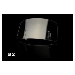 Deflektor LOSTER S3 číre
