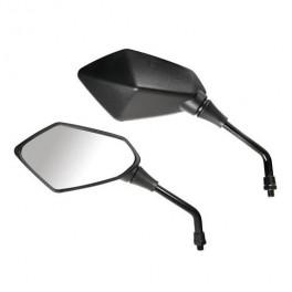 Zrkadlá Lampa 346 black pár