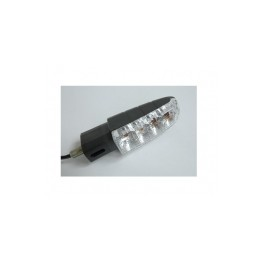 Speedy biela LED efekt