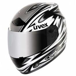 Motoprilba UVEX RS 745 čierno - sivá