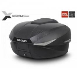 Kufor Shad SH58X black+carbon zväčšovací